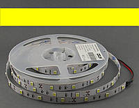 Светодиодная лента 12V Epistar 5050SMD 30шт IP20 желтый