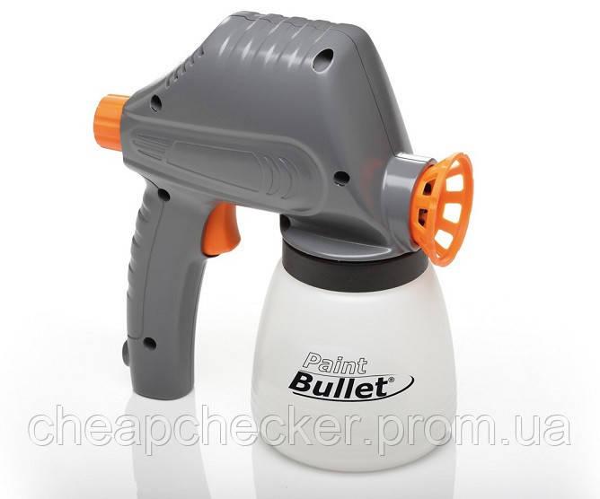 Краскораспылитель Paint Bullet Краскопульт Пейнт, фото 1
