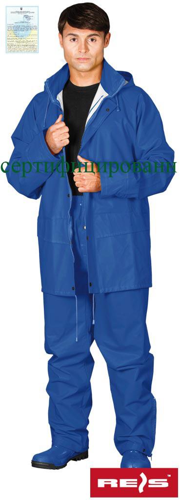 Водостойкий комплект REIS (RAW-POL) Польша (водонепроницаемый костюм) KPLPU N