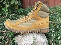 Берцы, ботинки тактические, олива