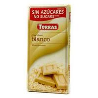 """Белый шоколад """"Blanco"""" Torras"""