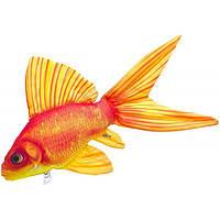 """Подушка-игрушка """"Золотая рыбка"""" / 60х30см"""