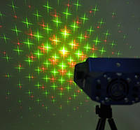 Лазерная Музыкальная Установка Проектор YX 039, фото 1