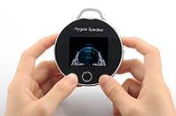 Стильный беспроводной Bluetooth передатчик Hygeia H7/со встроенным FM радио, ЭКГ обнаружением, USB, TF