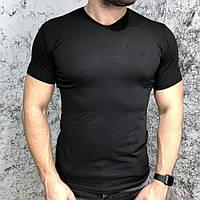 Calvin Klein V-Neck CK Black