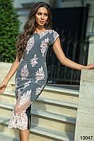 НП3790 Женское платье , фото 1