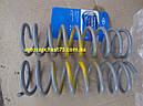 Пружины Ваз 2101 передней подвески, жёлтая риска (мягкие) ,  производство Автоваз, Россия, фото 6