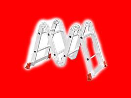 Лестница-трансформер INTERTOOL LT-0028