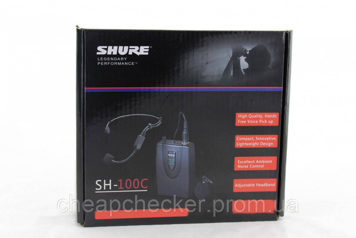 Мікрофон DM SH 100C Бездротова Гарнітура