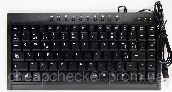 Мини Мультимедийная Клавиатура USB Mini Keyboard