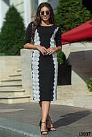 НП3814 Женское платье , фото 1
