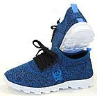 Кроссовки женские 06-42/A синие, фото 3