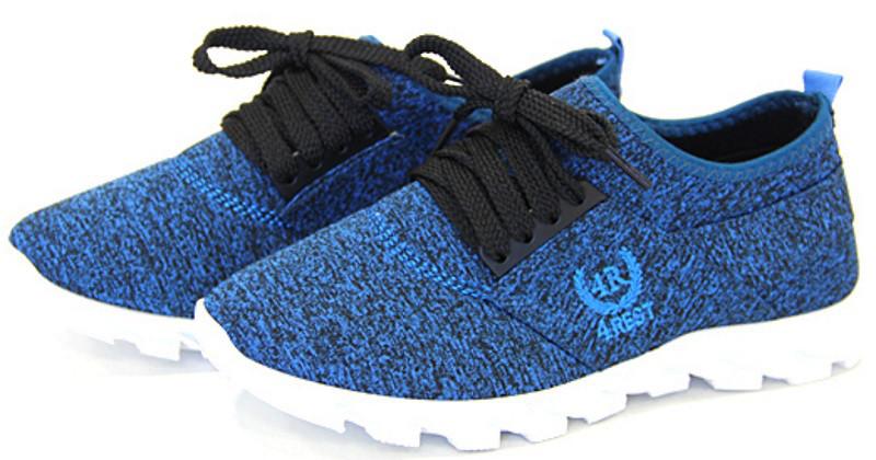 Кроссовки женские 06-42/A синие