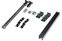 Раздвижная система для дверей с доводчиком Новатор 95D 2м до 105 кг.