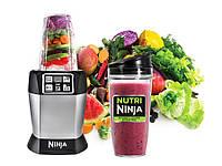 Мощный Кухонный Комбайн Пищевой Процессор Nutri Ninja Auto iQ Умный Блендер, фото 1