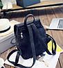 Рюкзак городской женский Kate black, фото 2