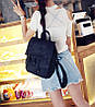 Рюкзак городской женский Kate black, фото 8