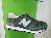 Мужские кроссовки New Balance 1400 зеленые