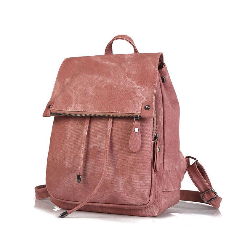 Рюкзак городской женский Kate pink