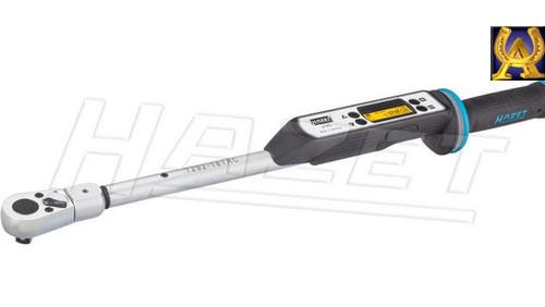"Електронний динамометричний ключ 20-200 Nm 1/2"", Hazet 7292-1ETACCAL"
