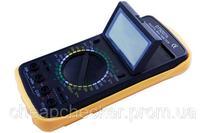 Мультиметр Универсальный DT 9207 A