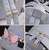 Рюкзак городской женский Rabbit black, фото 5