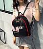Рюкзак городской женский Rabbit black, фото 7