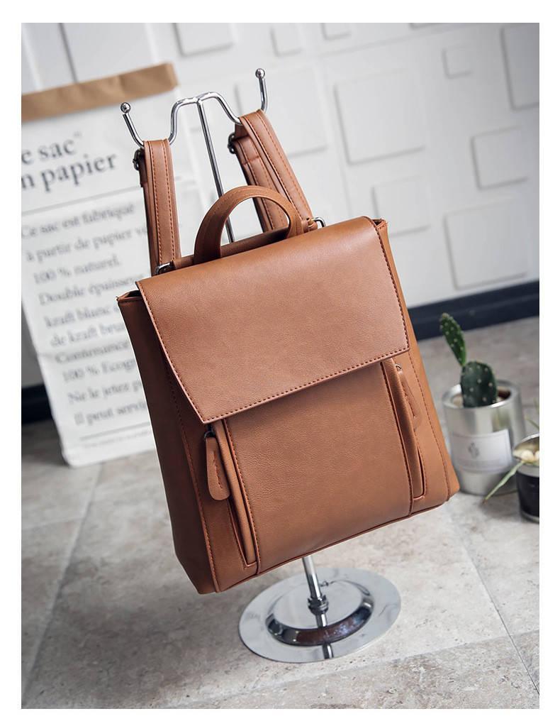 Рюкзак городской женский Ember brown