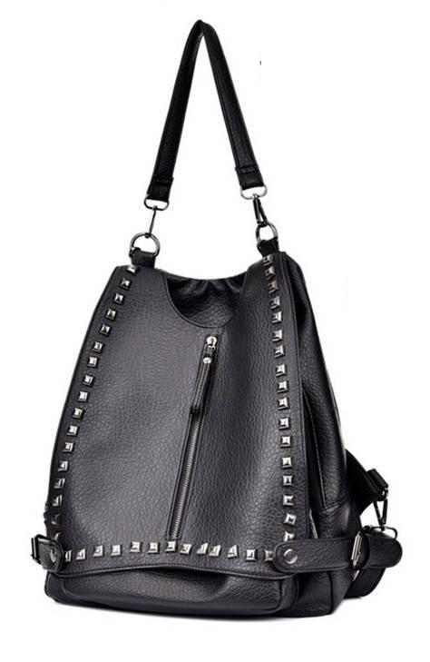 Рюкзак городской женский Dominic black