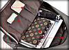 Рюкзак городской женский Dominic black, фото 3