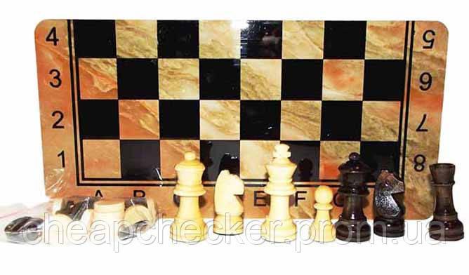 Набор 3 в 1 Шахматы Шашки Нарды
