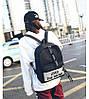 Рюкзак городской Trendtime black-gray, фото 10