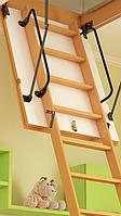 Чердачная лестница Bukwood Luxe Mini 90х70