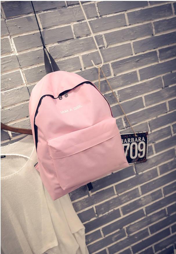 Рюкзак городской Emmi pink