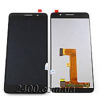 Сенсор +дисплей, модуль Huawei Honor 6 черный