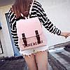 Рюкзак городской женский Moments pink