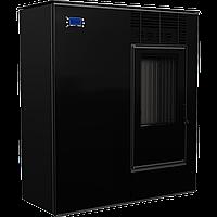 Отопительная печь Kratki Viking 8 кВт черная пеллетная , фото 1