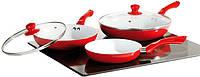 Набор Керамических Сковород Ceramic Pan 3 шт, фото 1