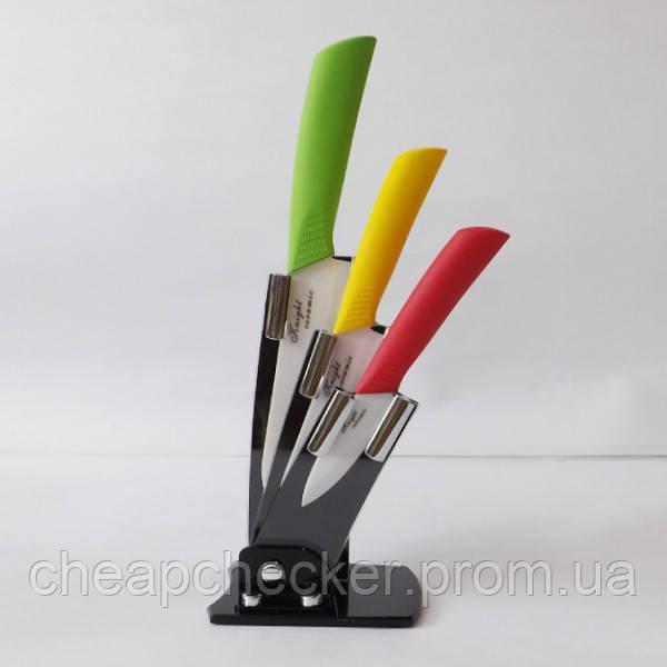 Набор Керамических Ножей Knight Ceramic Knife