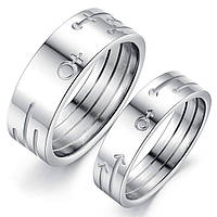 """Кільця для закоханих """"Єдність"""", фото 1"""