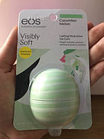 """Бальзам для губ оригинал """"Огуречная дыня"""" увлажняющий EOS Cucumber Melon Lasting Hydration Lip Care США"""