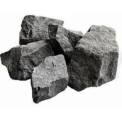 Камінь для печей в баню / сауну Діабаз 20кг