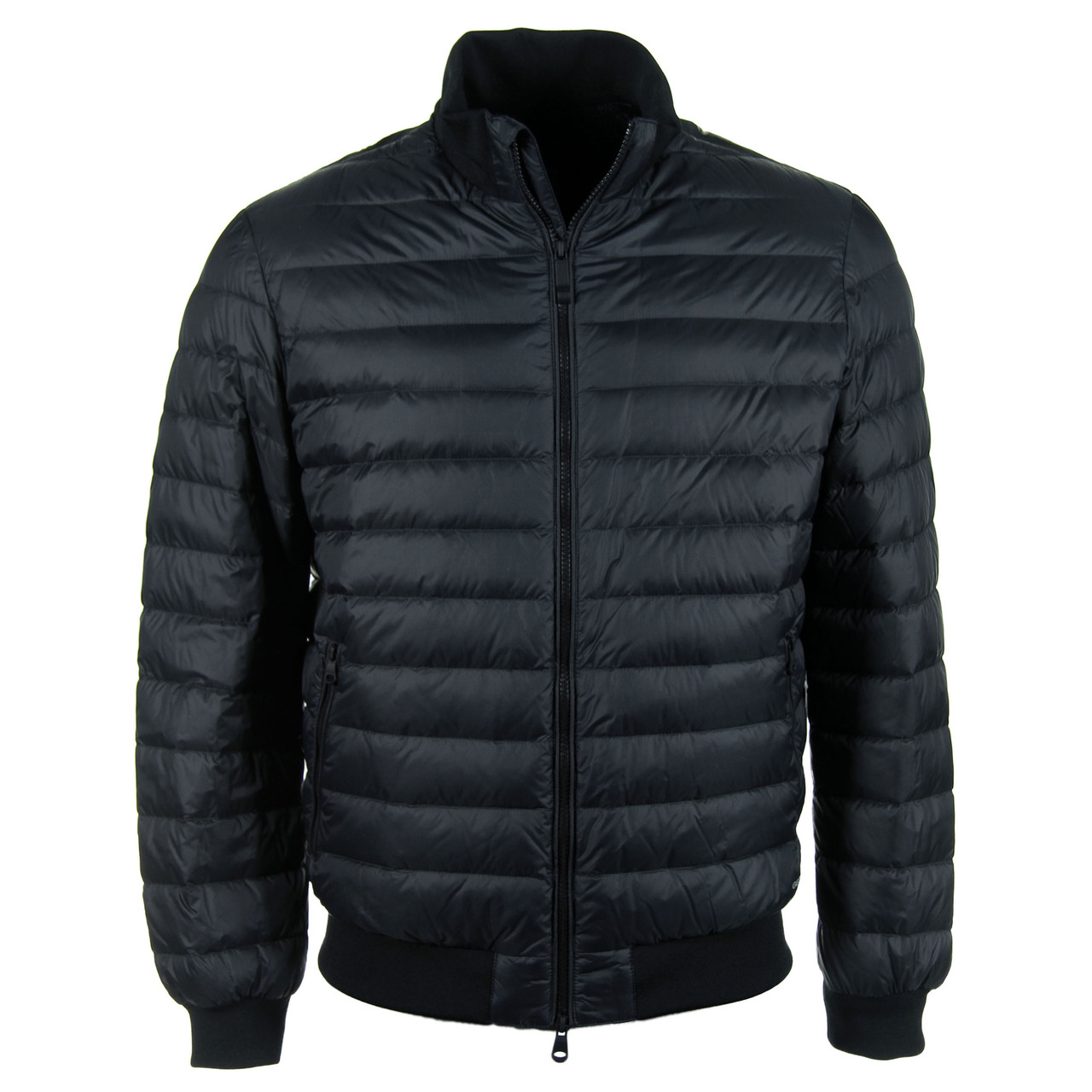 Куртка мужская Geox M5425E BLACK