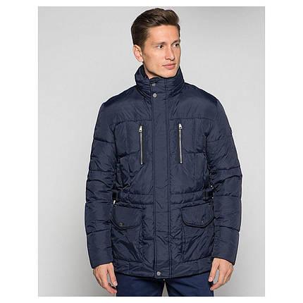 Куртка мужская Geox M4428A DARK NAVY, фото 2