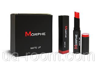 Матовая помада для губ  Morphe matte lip 12 шт.
