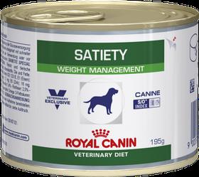 Royal Canin (Роял Канин) SATIETY WEIGHT MANAGEMENT CANINE консерва для собак контроль избыточного веса, 410 г