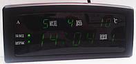 Настольные Электронные Часы CX 909 Будильник, фото 1
