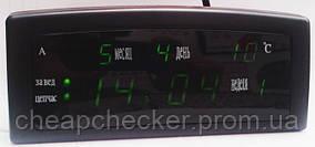 Настольные Электронные Часы CX 909 Будильник