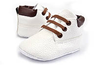 Пинетки-ботинки для малышки 12 см.