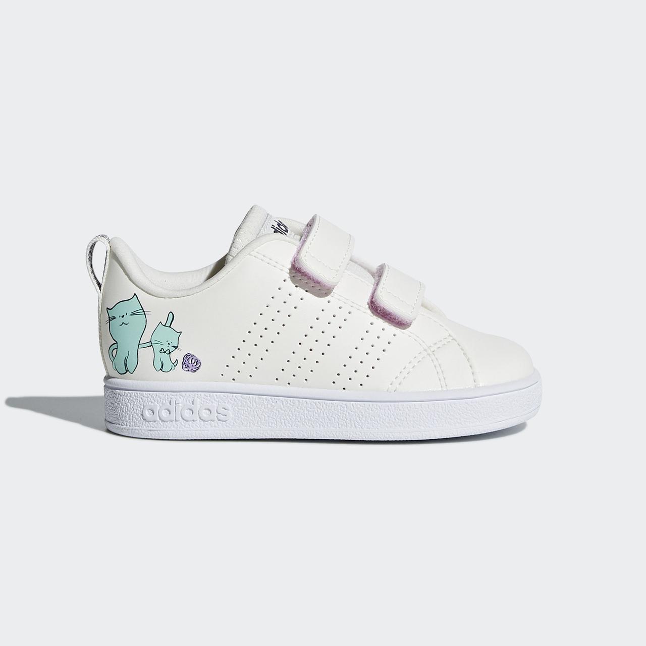 06563e659 Детские кроссовки Adidas Neo VS Advantage Clean I (Артикул: B75969) -  Интернет-